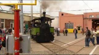 preview picture of video 'DOD vozovna Pisárky 2009 (140 let MHD v Brně)'