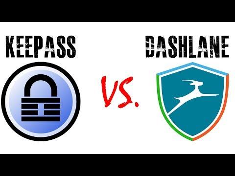 [Test] Passwortmanager KeePass vs. Dashlane