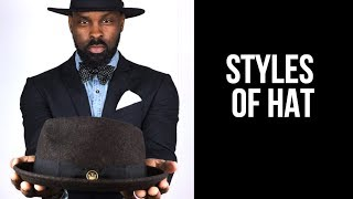 5 Styles of Hat | Wearing The Right Hat For You | The StyleJumper