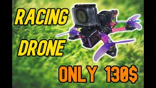 CHEAP FPV RACING DRONE BUILD | Beginner guide