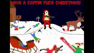 coffin fuck deck the halls 2010 version death metal christmas cover - Death Metal Christmas