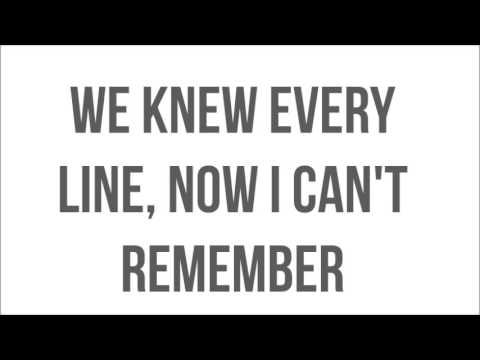 BEST SONG EVER - ONE DIRECTION - LYRICS ON SCREEN - FULL