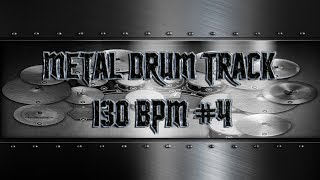 Stoner Metal Drum Track 130 BPM | Preset 3.0 (HQ,HD)