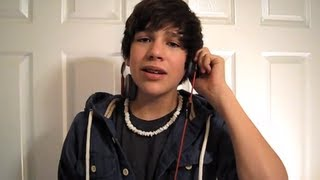 Never Let You Go Justin Bieber cover - 14 year old Austin Mahone