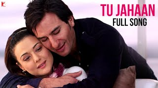 Tu Jahaan - Full Song | Salaam Namaste | Saif Ali   - YouTube
