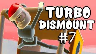 INCIDENTI MORTALI! TROPPO EPICO!! - Turbo Dismount - #7