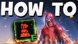 Monster Hunter World - HOW TO GET FIREPROOF MANTLE !!
