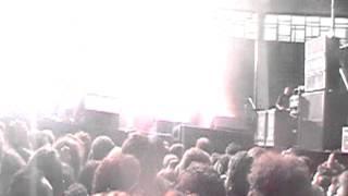 Son Como Hormigas - Sherpa Ex Baron Rojo - Oz Fest 3 Nov 2013 Bogotá