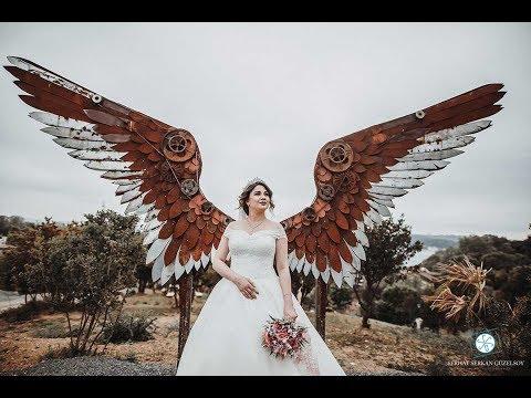 İstanbul'da Bir Düğün Hikayesi Tuğba + Anıl 4K Wedding Stories İstanbul Wedding