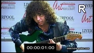 Fastest guitarist in the world: 27 notes per second on guitar (Sergiy Putyatov) Guinness Record 2012