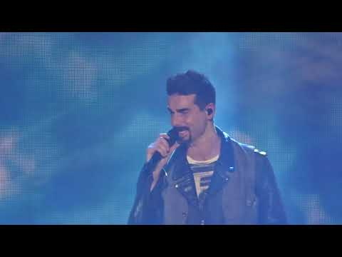 Backstreet Boys - Show me the meaning @ Altice Arena Lisbon, 11-5-2019