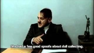 Hitler promotes an Unterganger: gewSaints