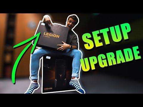 Setup UPGRADE 2018 - Selassie