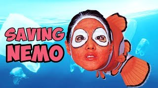 THE TRUTH ABOUT SUSHI 🍣. NEMO CRIES | MiniMoochi