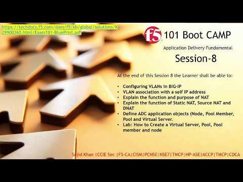 F5 LTM 101 Exam Part 8 - YouTube