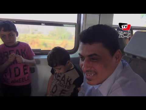 «السكة الحديد» تطلق قطار مفاجآت من القاهرة يوم شم النسيم بتذاكر مخفضة