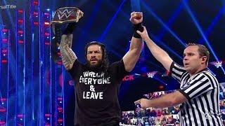 EVERY WWE UNIVERSAL CHAMPION (2016-2020) UPDATED