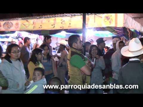 Gente en la Fiesta de  Pabellón de Hidalgo 2017