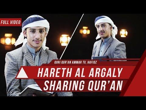 SHARING DEKAT BERSAMA QUR'AN SYAIKH HARETH AL ARGALY