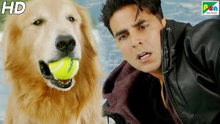 कैसे बचायी एंटरटेनमेंट ने अक्षय की जान? - Emotional Scene | Entertainment | Akshay Kumar, Tamannaah