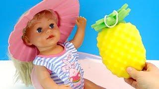 БЕБИ БОН БОИТСЯ МЫЛА Кукла #Бебибон Не Хочет Мыть Волосы Игрушки Для девочек Играем Как Мама
