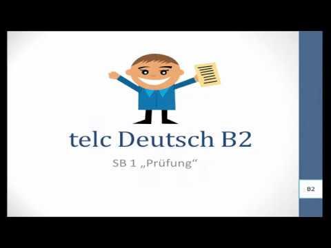 telc B2 Sprachbausteine Prüfung, Tipps