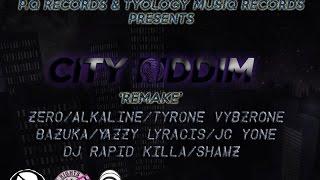 City Riddim Instrumental [Remake] [April 2016]
