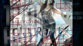 Miley Cyrus - Party In The USA TECHNO CLUB HOUSE REMIX (Prod. By THE TRAK ADDICTS )