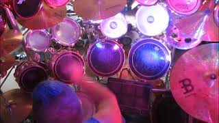 Drum Cover Tom Petty Out In The Cold Drums Drummer Drumming The Heartbreakers