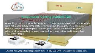 Tempurpedic Cooling Mattress Pad