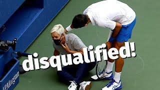 Djokovic hits line judge! | News in English