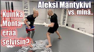 Suomen seuraava UFC vapaaottelija?