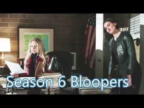 Once Upon A Time Season 6 Bloopers / Gag Reel