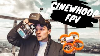Cinewhoop FPV Drone Build || first flight