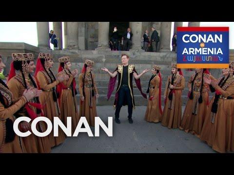 Conan v Arménii #4: Tancování