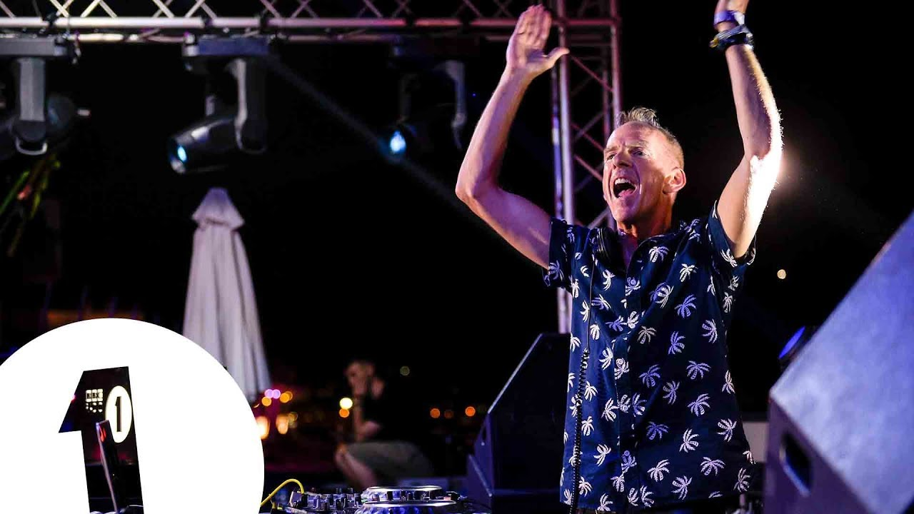 Fatboy Slim - Live @ Cafe Mambo for Radio 1 Ibiza 2017