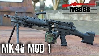 MK46 MOD 1 LIGHTENED SAW