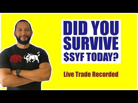 Carlos #DayTrading Recap $SYF Jan 23 2019 #TradingRecap