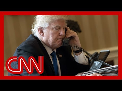 White House further limits officials from Trump's foreign leader calls