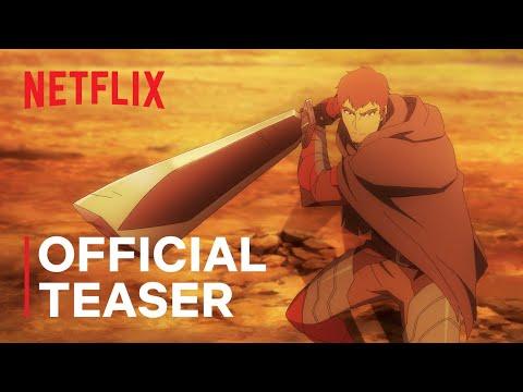 DOTA: Dragon's Blood | Teaser | Netflix