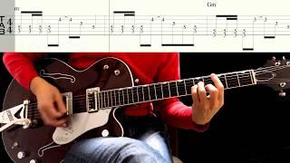 Guitar TAB : Besame Mucho (Lead Guitar) - The Beatles