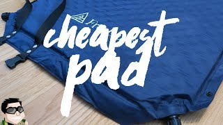Testing the Cheapest Camping Pad on AMAZON