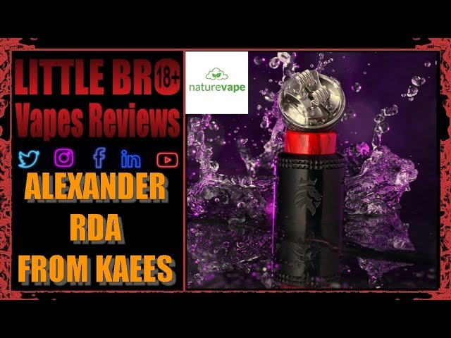 DAMN GOOD- ALEXANDER RDA From Kaees + BUILD