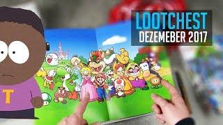 LOOTCHEST 12/2017 - Endlich mal kein Schwarz!