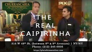 Churrascaria Plataforma | Churrascaria Plataforma NYC - The Real Caipirinha - Video Youtube