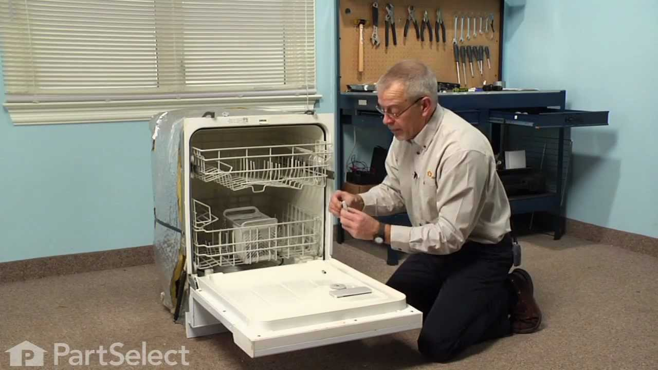Replacing your Maytag Dishwasher Spray Arm Snap Retainer