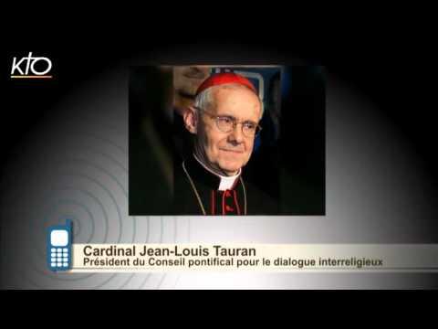 #PrayForParis - Cardinal Jean-Louis Tauran