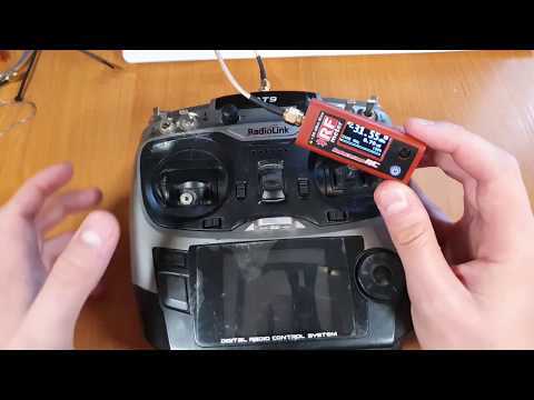 Обзор и тест ImmersionRC RF Power Meter v2