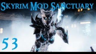 Skyrim Mod Sanctuary 53 : Wet and Cold & Footprints