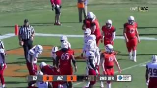Homecoming Football Game Highlights vs Newberry